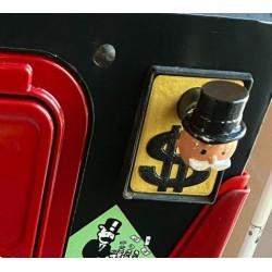 plaque lance bille Monopoly