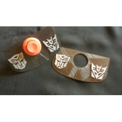 Protège caisse Transformers