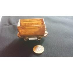Chariot de la mine