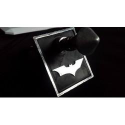 Plaque lance bille Batman