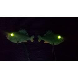 Speaker fish tales