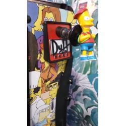 Plaque lance bille Simpsons