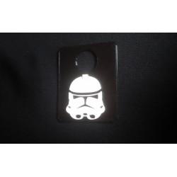 Plaque lance bille Star Wars